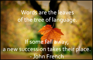 For more picture quotes, English tips, and other great media, like us ...
