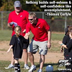 ... -confidence like accomplishment.