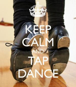 Tap dance :)