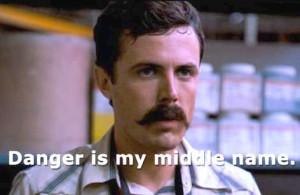 Casey Affleck Mustache