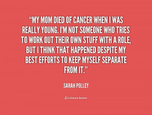 mother passed away quotes