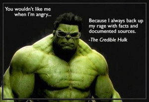 Hulk's Must-See List of Movies for 2013