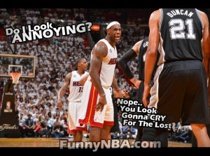 Funny Finals Heat Spurs Game Nba Moments
