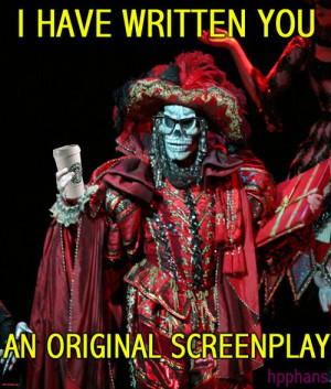 The Phantom Of The Opera Robert Englund Quotes