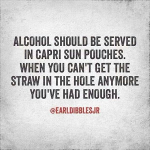 Return to Alcohol May Not Solve Your Problems, But Then Again, Neither ...