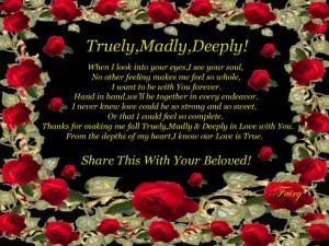 Truely,Madly,Deeply!!!! photo TruelyMadlyDeeply.jpg