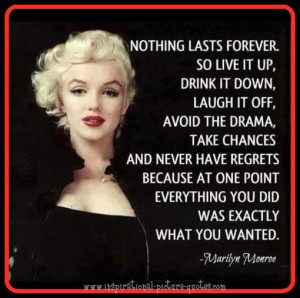 Best Marilyn Monroe Picture Quote