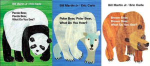Polar Bear, Polar Bear, What Do You Hear? is a perfect book for a ...