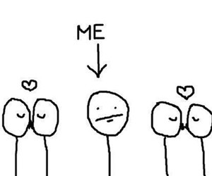 Being Single When Your Friends Aren't