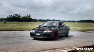 Nissan Skyline Drifting...