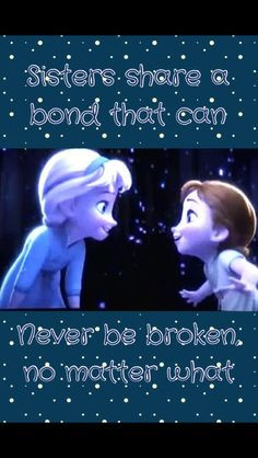 Frozen the movie have u seen it I have it is so cute and sad I was ...