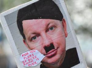 Michael Gove Hitler