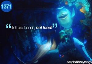 Bruce (Finding Nemo) quote