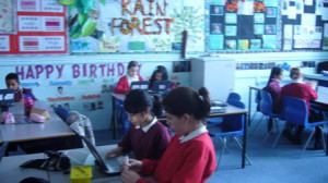 Our Visit To Warley Road School
