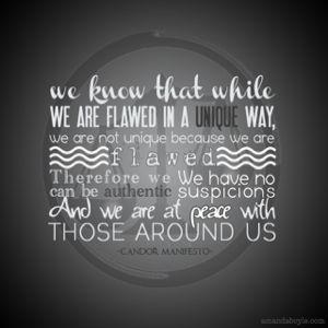 Best Divergent series quotes?