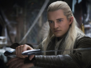 ... stars as Legolas in the film The Hobbit: The Desolation of Smaug