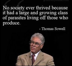 Dr Thomas Sowell image and quote on