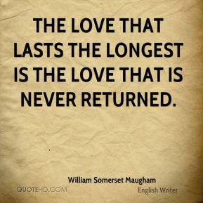 William Somerset Maugham Quotes