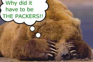 packers vs. bears jokes | Why is the Bears quarterback unable to ...