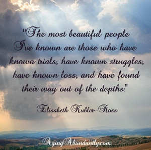 Elisabeth Kubler Ross Quotes