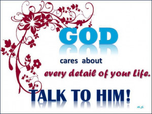 Talk to Him