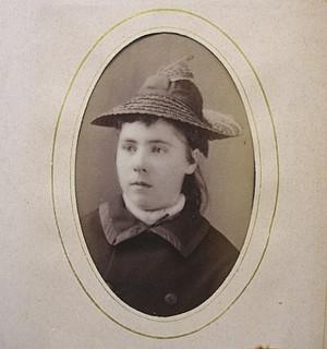 Lizzie Borden (1860 - 1927)