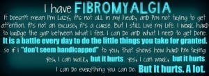 fibromyalgia funny