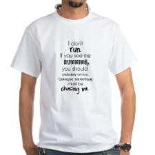 Running Quotes T-Shirts & Tees