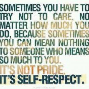 Images For Quotes Self Respect