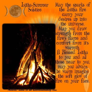 blessed Litha to you and all those near to you, may you always be ...