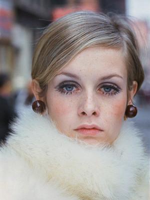 60s, eyes, makeup, model, twiggy