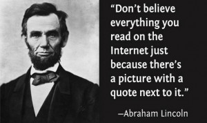The fun thing about sharing quotes is that it will get more re-shares ...
