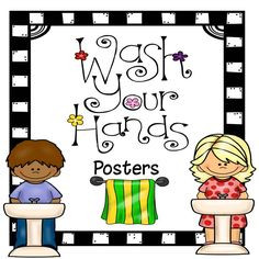 Use these hand washing posters to teach your students about the ...