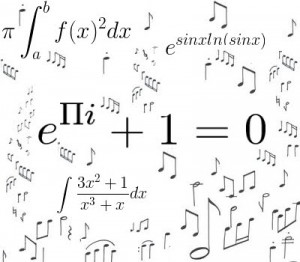 Music and maths: joined at the hip or walking down different paths?