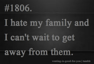 Hate Family