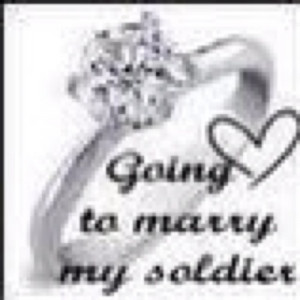 Army Fiancé Quotes