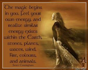 Pagan wisdom