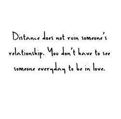 Long Distance Quotes for Boyfriend