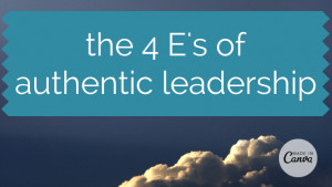 of authentic leadership aspects of leadership authentic leadership ...