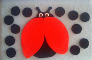 Ladybug And Lucky Clovers