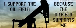Oilfield Life Profile Facebook Covers