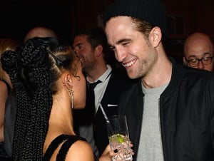 Robert Pattinson FKA Twigs Engaged, Engagement Announcement T-Pain ...