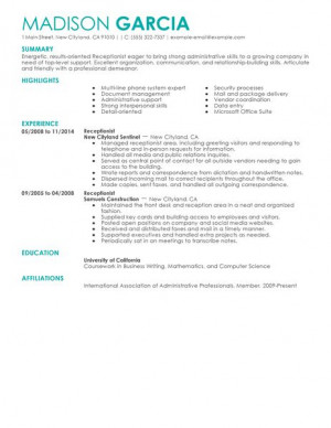 Account Manager Resume Review