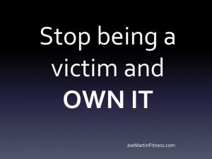Dont Be A Victim