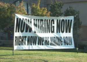 25 Most Hilarious Help Wanted Signs Ever