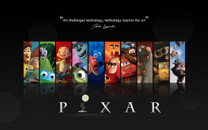 have an inexplicable, almost bizarre, love for Pixar. I've seen all ...
