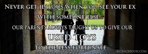Quotes About Jealous Ex Girlfriends