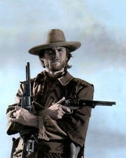 CLINT EASTWOOD THE OUTLAW JOSEY WALES 1976 8x10