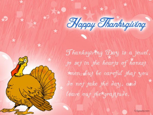 Thanksgiving Day Quotes 07