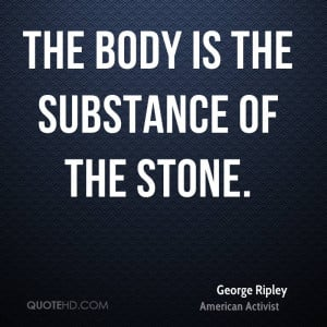 George Ripley Quotes